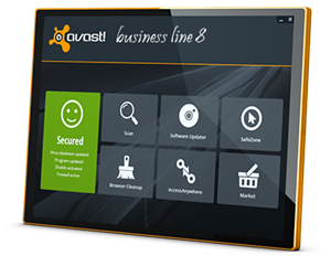 Immagine di avast! Endpoint Protection Plus